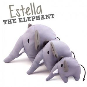 Beco Plush Toy Elephant - from